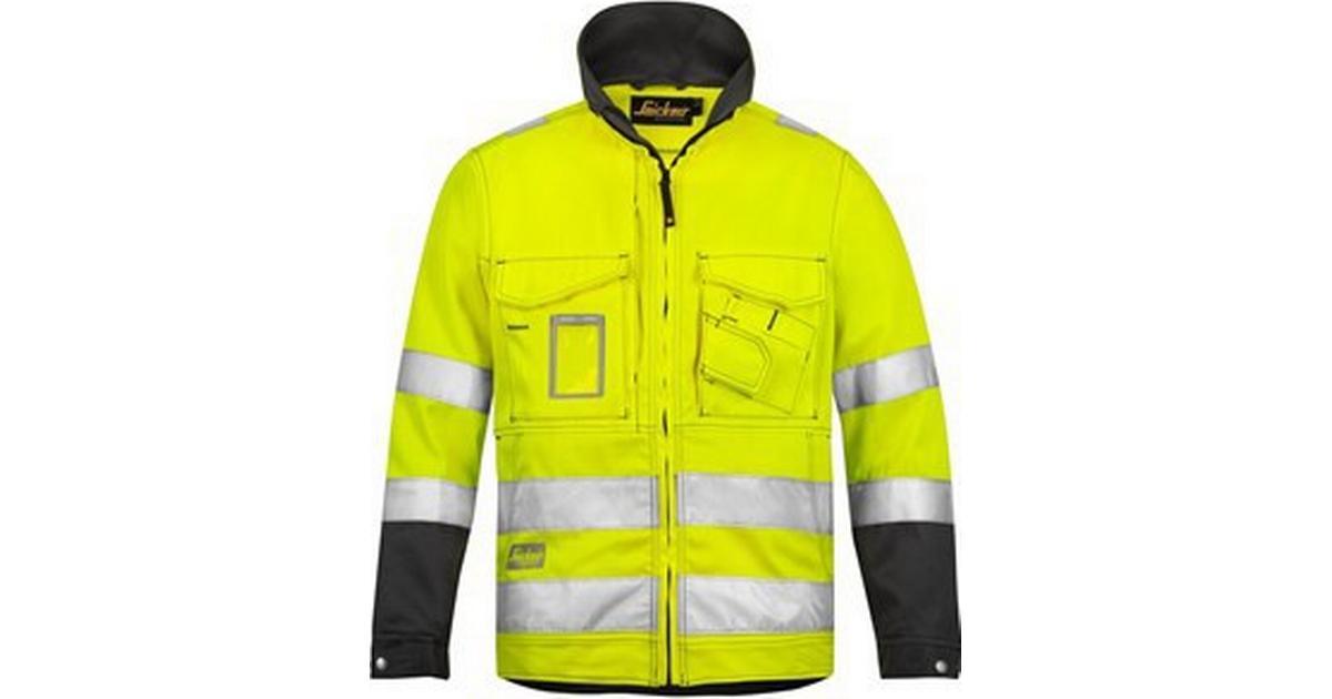 9b576209c75d Snickers Workwear 1633 Hi-Vis Jakke - Sammenlign priser hos PriceRunner