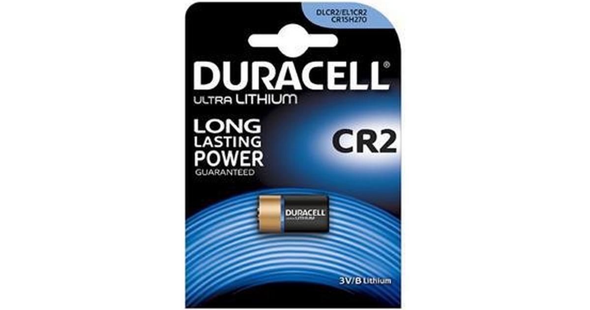 Duracell CR2 - Hitta bästa pris 085ba9bc1359f