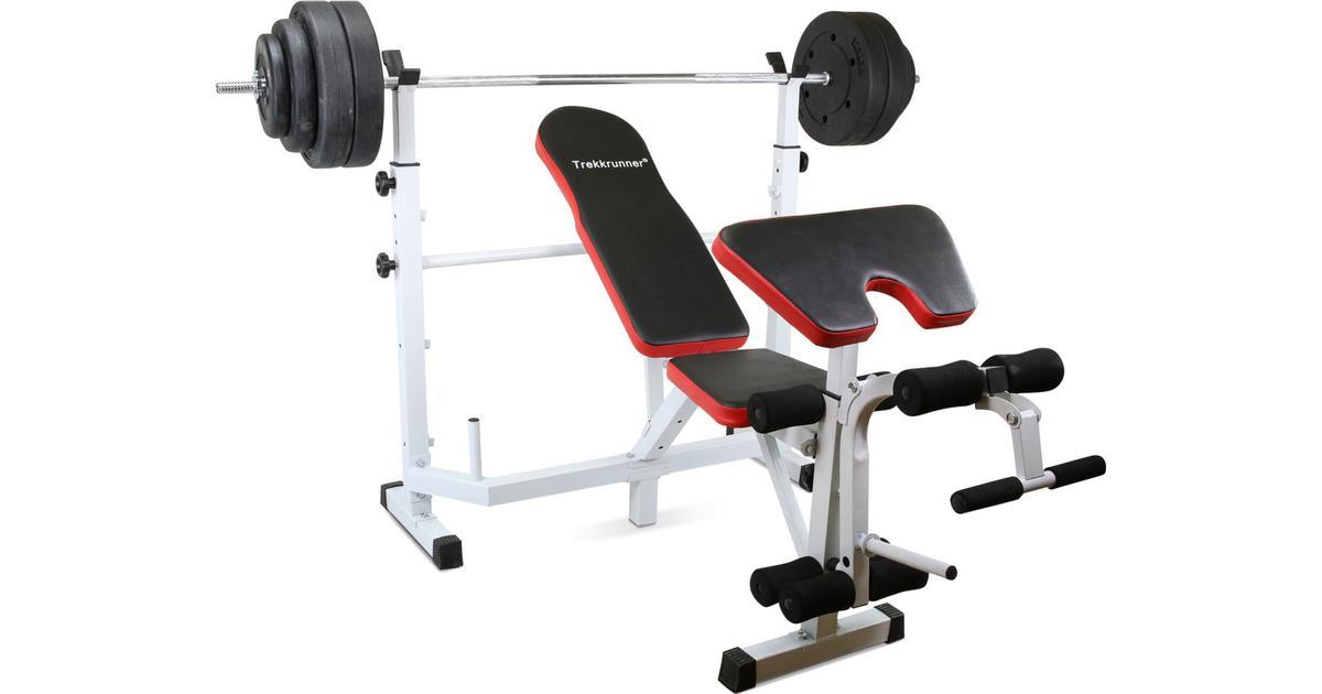 Trekkrunner T-Rex Set 63kg - Hitta bästa pris 600d40e71bc46