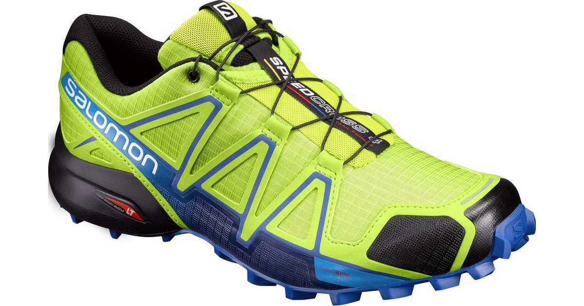 4cc9ba884b2 Salomon Speedcross 4 - Blue/Green - Hitta bästa pris, recensioner och  produktinfo - PriceRunner