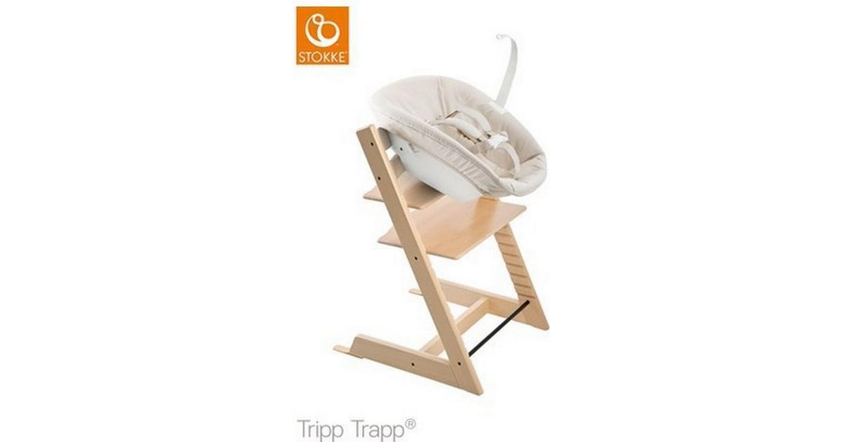 Fabelaktig Stokke Tripp Trapp Stol + Newborn Set - Hitta bästa och billigaste KW-58