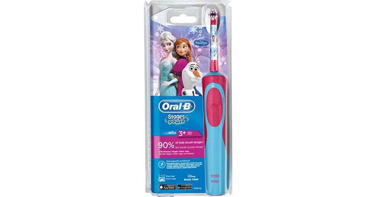 Oral-B Stages Power Kids Rechargeable Disney Frozen - Hitta bästa pris add98d621b2f8