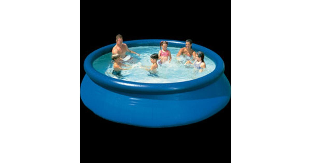 intex easy pool set hitta b sta pris recensioner. Black Bedroom Furniture Sets. Home Design Ideas