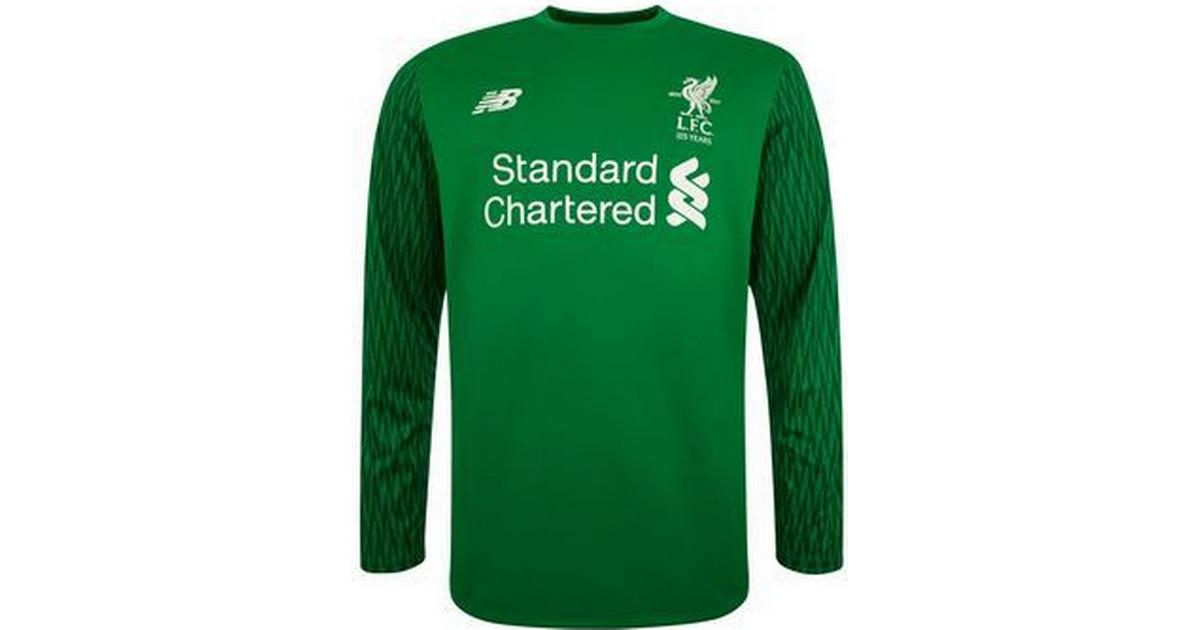 4be4defc98c New Balance Liverpool FC Goalkeeper LS Jersey 17 18 - Hitta bästa pris