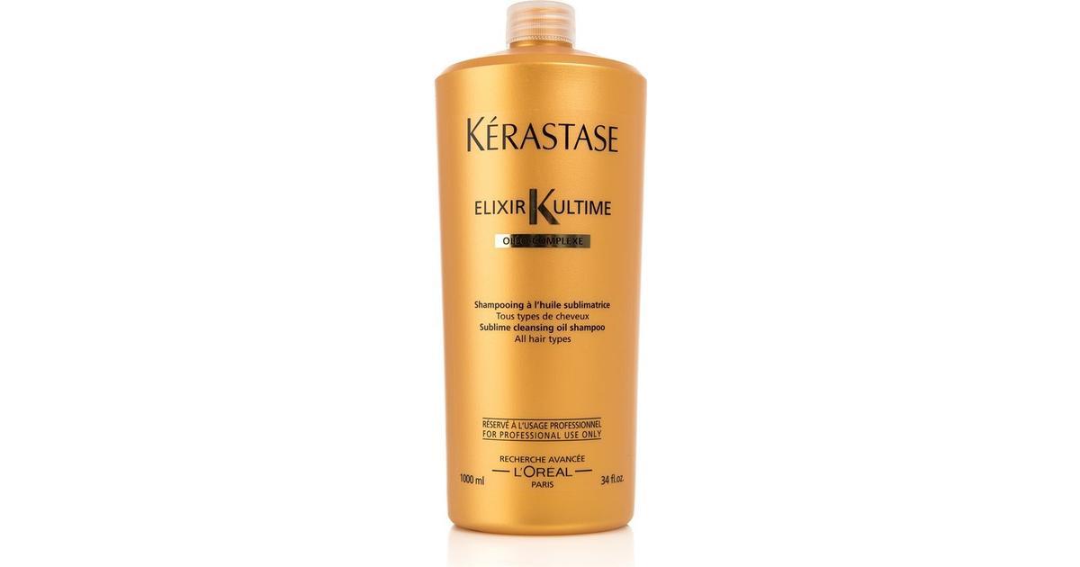 kerastase shampoo til fedtet hår