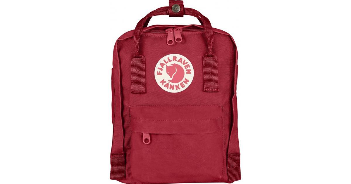 Fjällräven Kånken Mini - Deep Red (F23561-325) - Hitta bästa pris ... 3b543f02925f6
