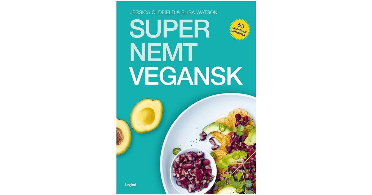 93c197f1d92 Super nemt vegansk: 63 ultragode opskrifter, Hæfte - Sammenlign priser hos  PriceRunner