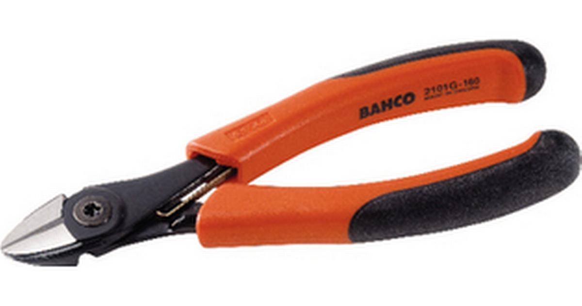 Groovy Bahco 2101G-160 Bidetang - Sammenlign priser hos PriceRunner QT23