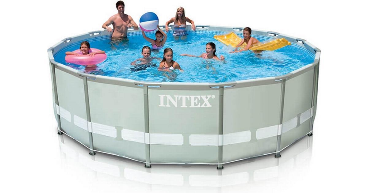 Intex Ultra Rampool 216 4 88m Hitta B 228 Sta Pris Recensioner