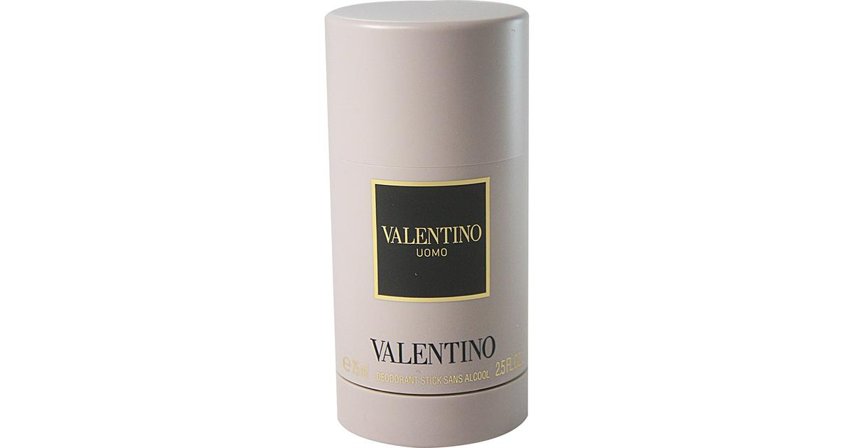 Valentino Uomo Deo Stick 75ml - Sammenlign priser hos PriceRunner 7e10f63ec7a36