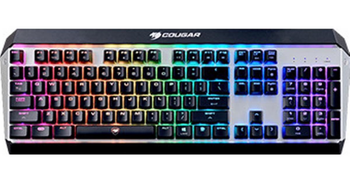 Cougar Attack X3 RGB - Hitta bästa pris 5c00876ca6731
