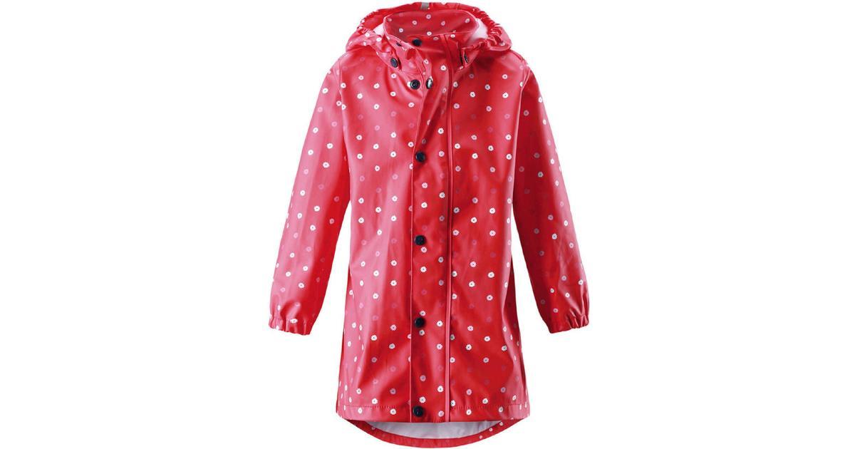 87bcde7acd1 Reima Usva Rain Jacket - Red (521494-3724) - Hitta bästa pris, recensioner  och produktinfo - PriceRunner