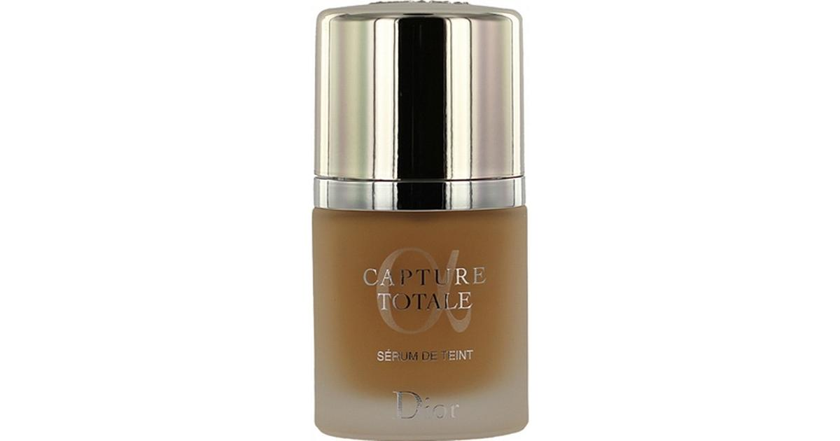 christian dior capture totale serum foundation 030 medium beige hitta b sta pris recensioner. Black Bedroom Furniture Sets. Home Design Ideas