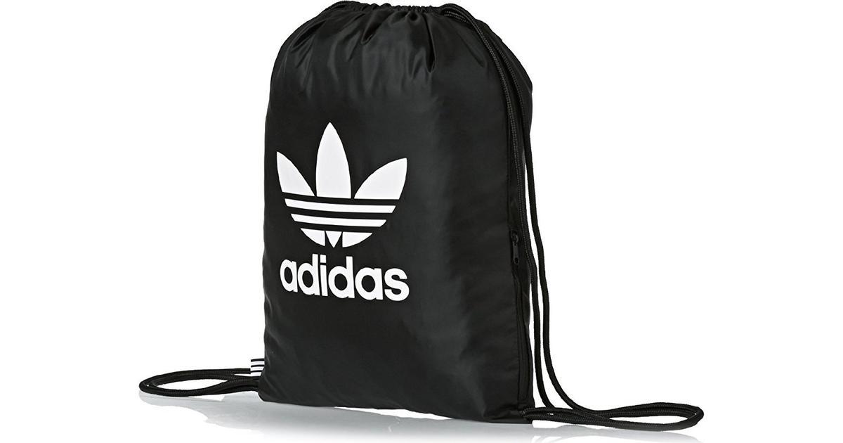 Adidas Trefoil Gym - Black (BK6726) - Hitta bästa pris 5a355b769bd10