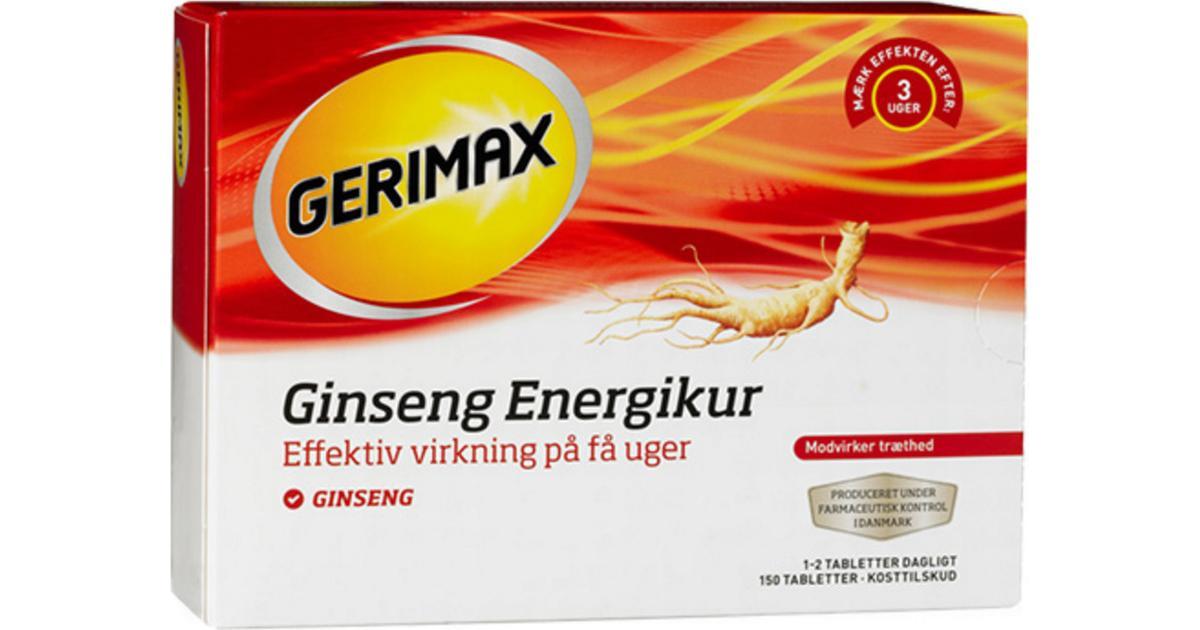 ginseng energikur