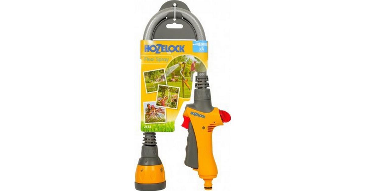 Hozelock Flexi Spray 2683 - Hitta bästa pris 9ffb3e21ff783