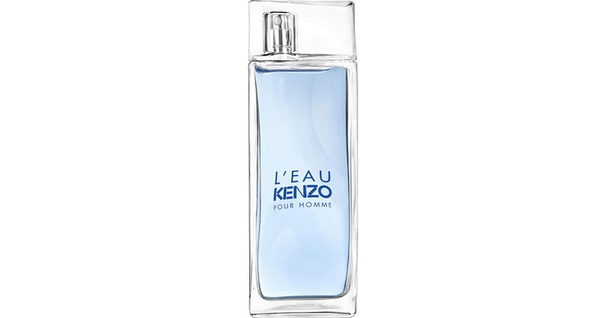 eb6476aa Kenzo L'Eau Par Kenzo Pour Homme EdT 100ml - Compare Prices - PriceRunner UK