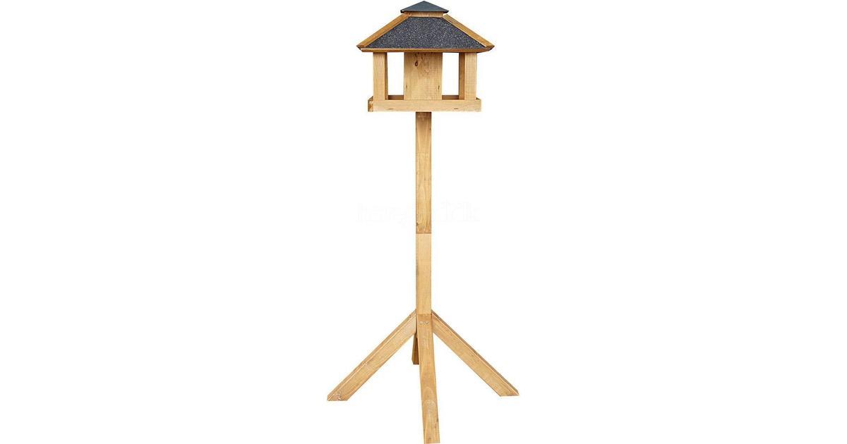 Gardenlife Blaavand Fuglehus Med Stander - Sammenlign priser hos PriceRunner