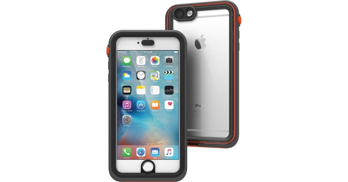 sale retailer 8e637 d54e7 Catalyst Lifestyle Waterproof Case (iPhone 6/6S Plus) - Hitta bästa pris,  recensioner och produktinformation på PriceRunner Sverige