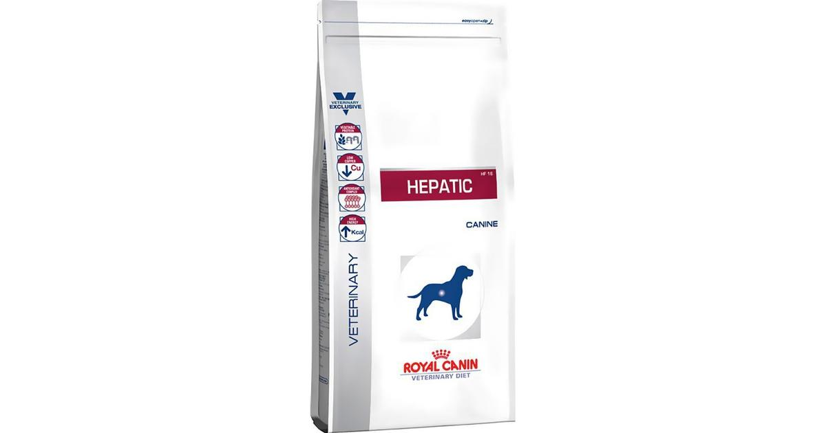 royal canin hepatic hund 12kg hitta b sta pris recensioner och produktinfo pricerunner. Black Bedroom Furniture Sets. Home Design Ideas
