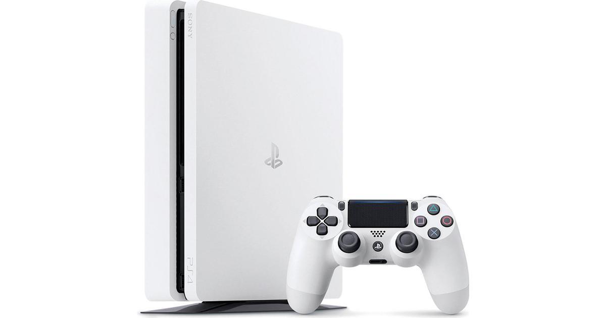 playstation 4 hvid pricerunner