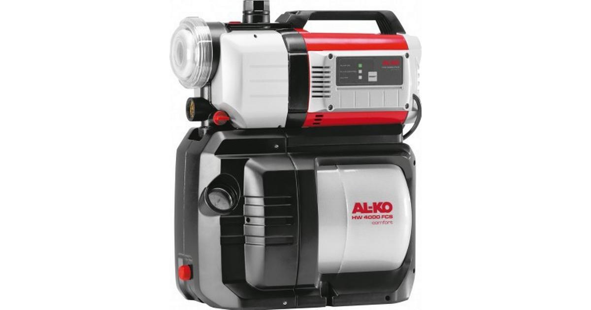 Välkända AL-KO FCS Comfort Booster Pumps HW 4000 - Hitta bästa pris KR-74