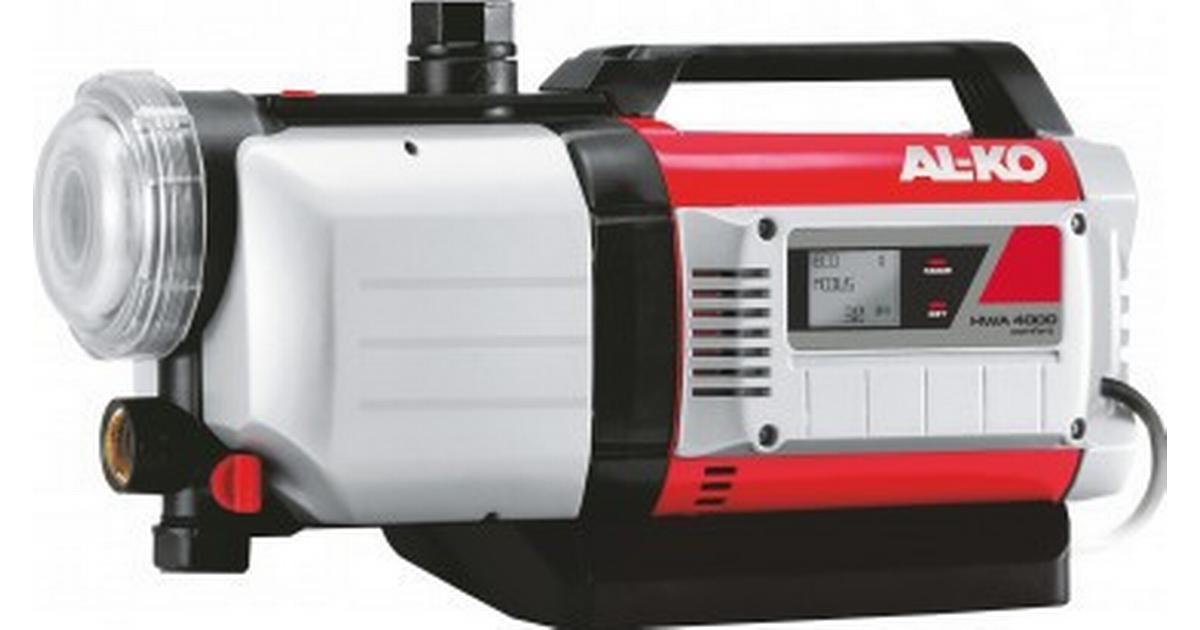 Kanon AL-KO Comfort Pump Machine HWA 4000 - Hitta bästa pris ZK-89