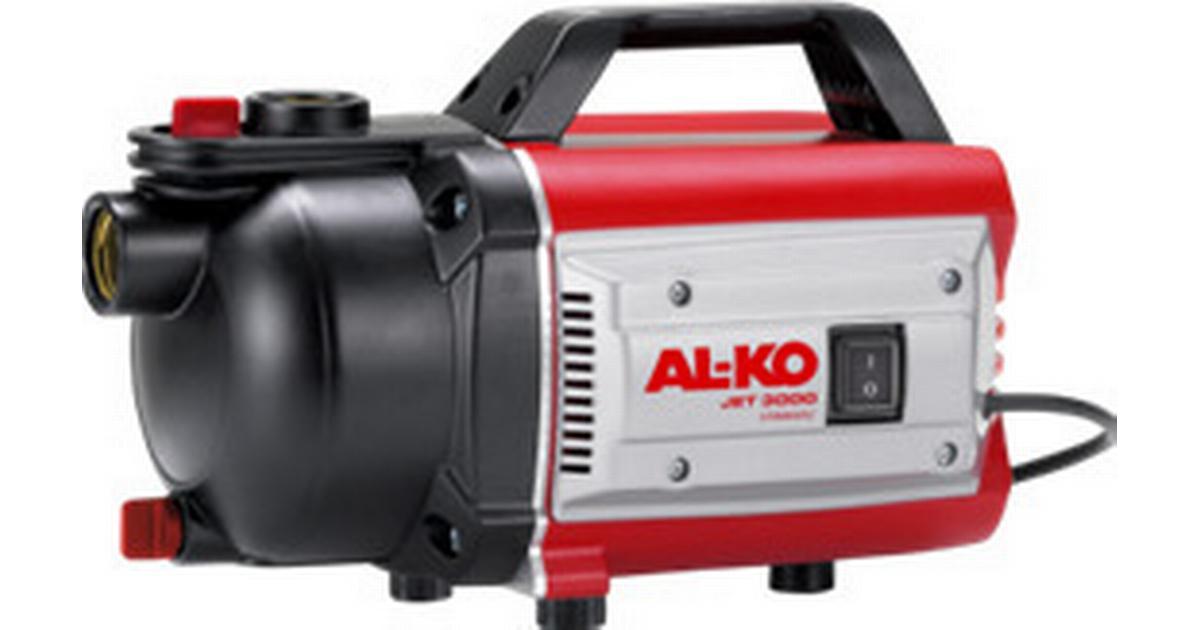 Helt nya AL-KO Classic Pressure Pump Jet 3000 - Hitta bästa pris RT-55