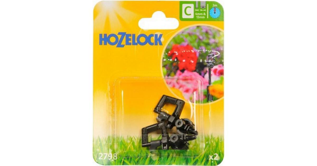 Hozelock 360 Mini Sprinkler Pack of 2 - Hitta bästa pris ... 2d51508666da6