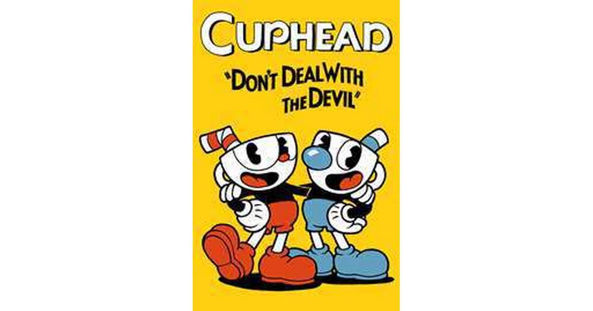 xbox one spel cuphead