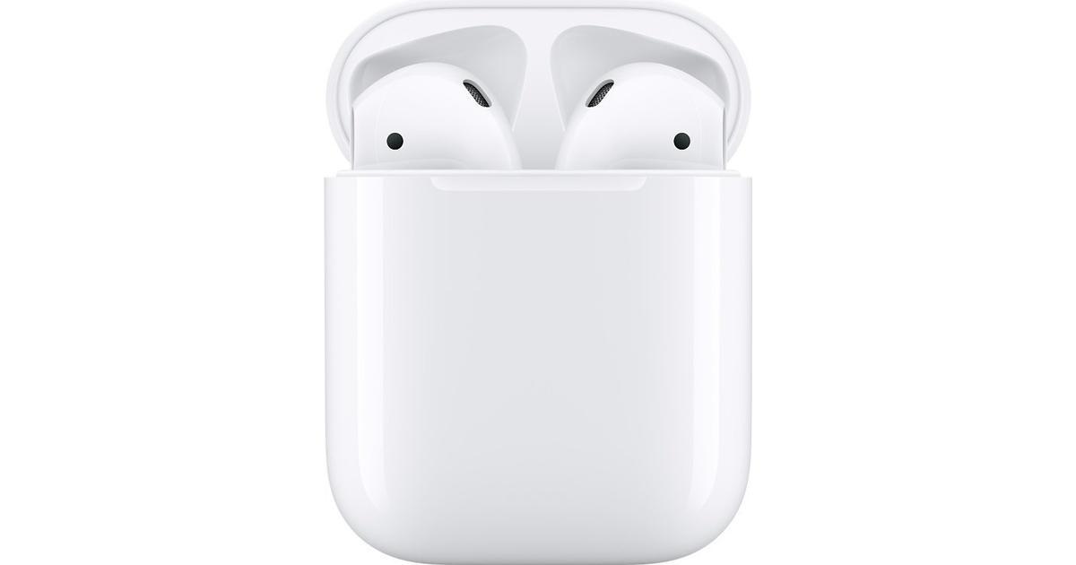 trådlösa hörlurar iphone 7 pricerunner
