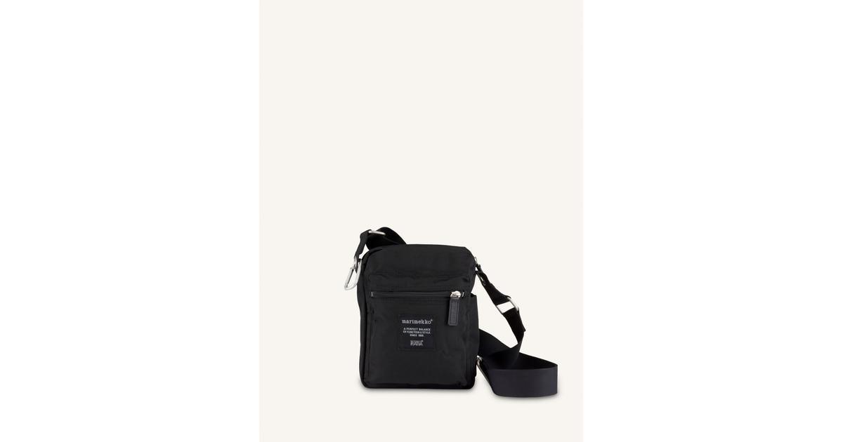 f44608f9ec8e Marimekko Cash   Carry - Black - Sammenlign priser hos PriceRunner