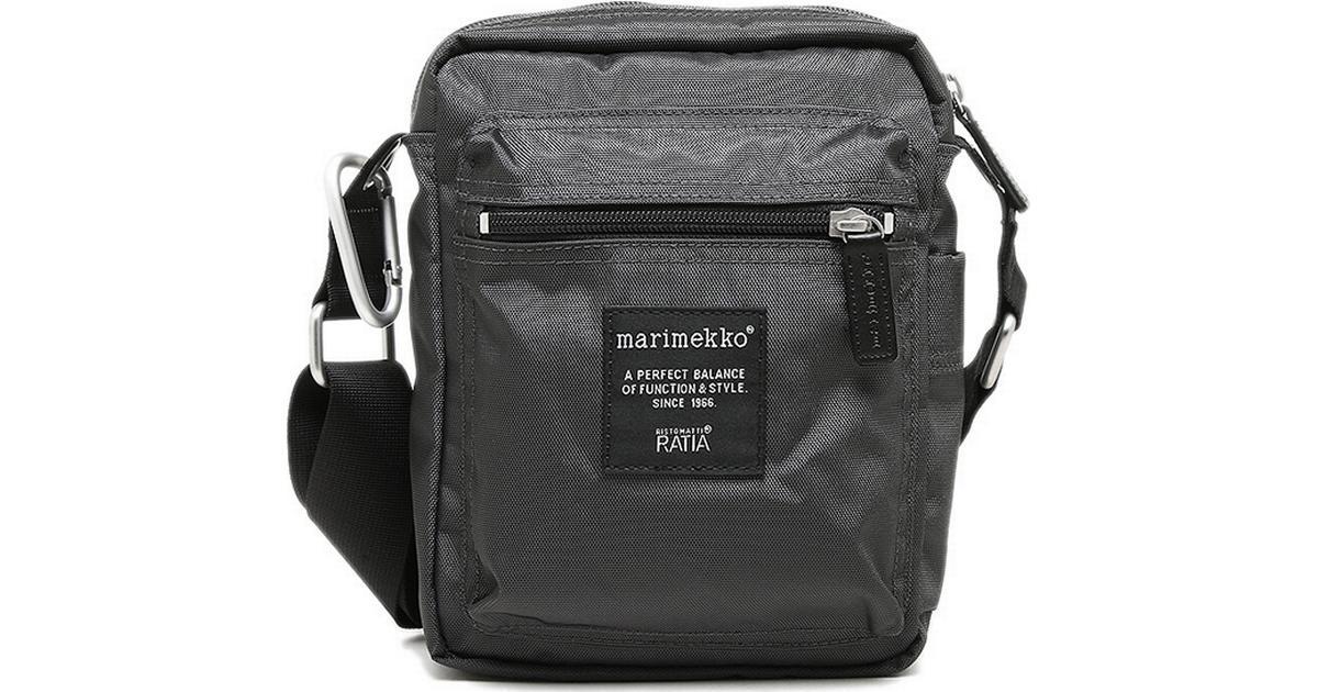 3eca9b54ead7 Marimekko Cash   Carry - Grey - Sammenlign priser hos PriceRunner