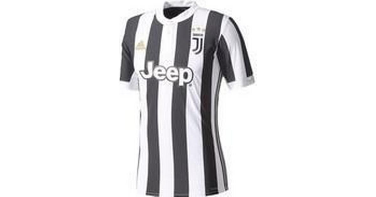 7ef32a476da Adidas Juventus FC Hjemmebanetrøje 17/18 - Sammenlign priser hos PriceRunner