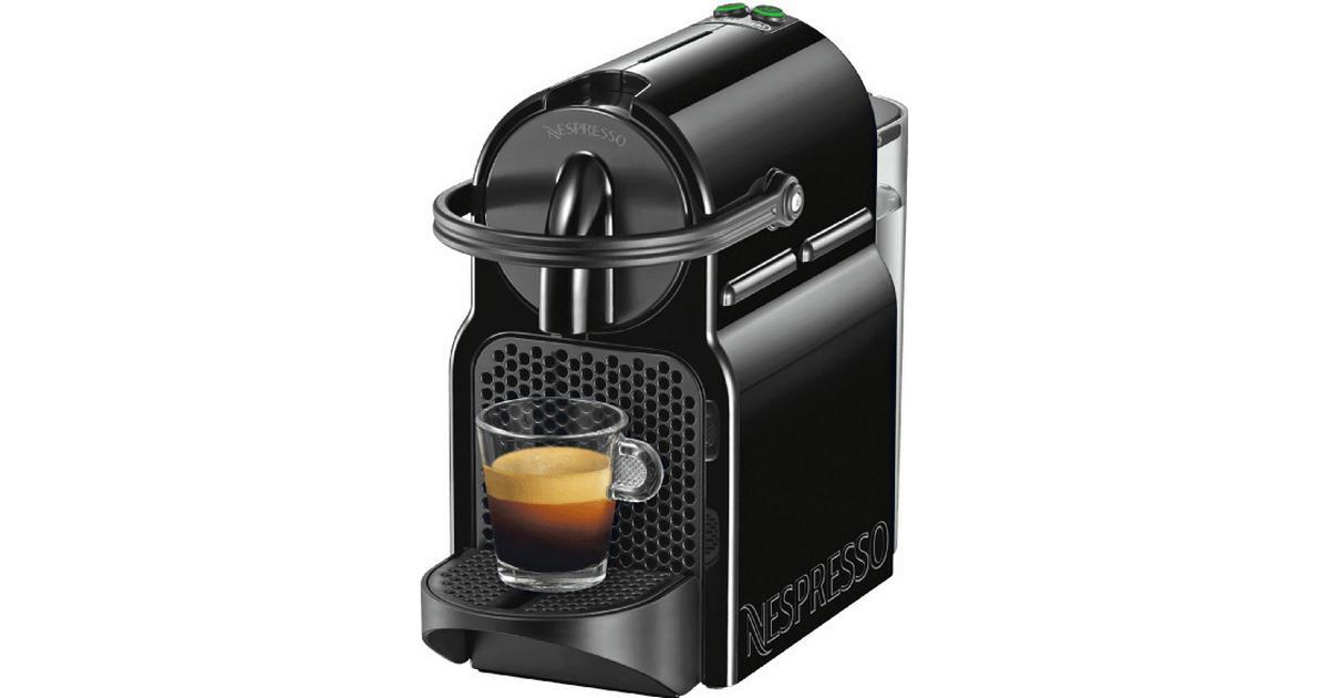 Nespresso Inissia D40 Sammenlign Priser Hos Pricerunner