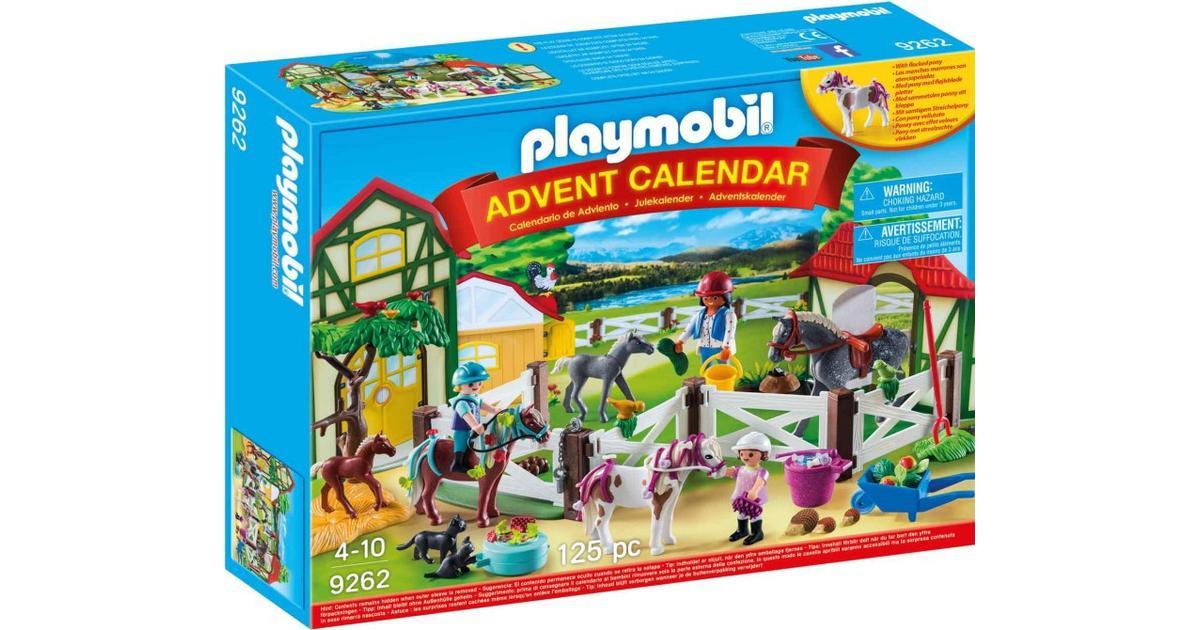 playmobil julekalender 2016