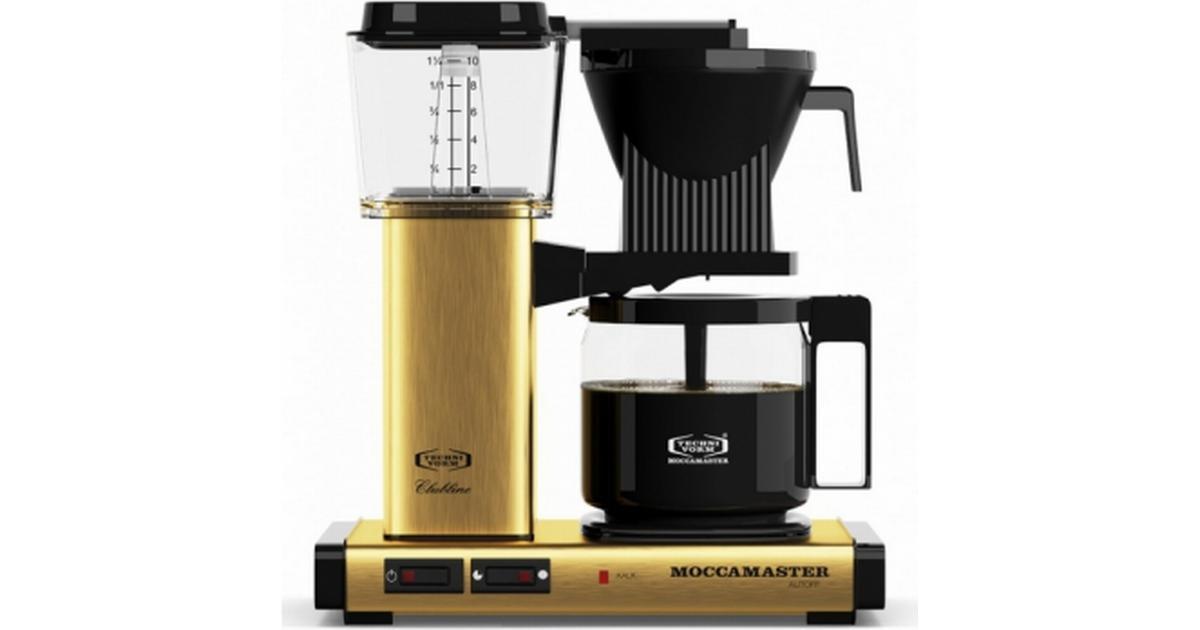 Bildresultat för Kaffebryggare KBGC982AO Mässing