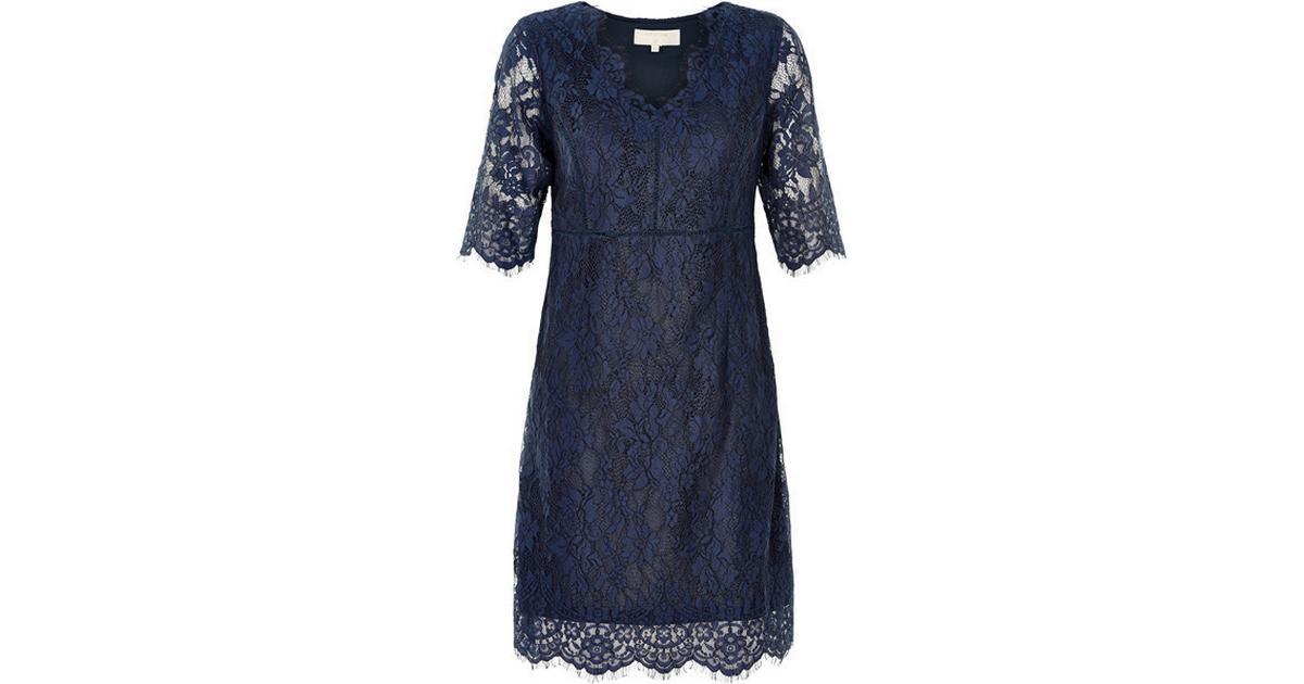 33d302cdee39 Cream Adriana Lace Dress Royal Navy Blue - Hitta bästa pris, recensioner  och produktinfo - PriceRunner