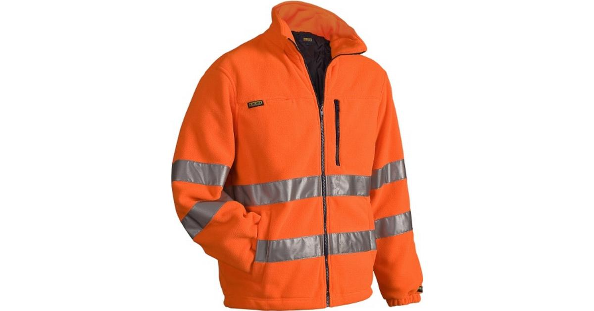 ff4066c4 Blåkläder 4853 Fleecejakke Orange - Sammenlign priser hos PriceRunner
