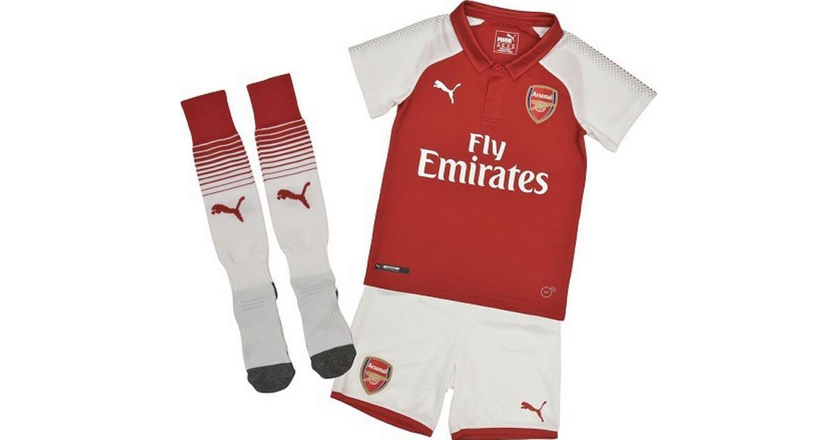 8812af3ca3a Puma Arsenal Home Jersey kit 17 18 Youth - Sammenlign priser hos PriceRunner