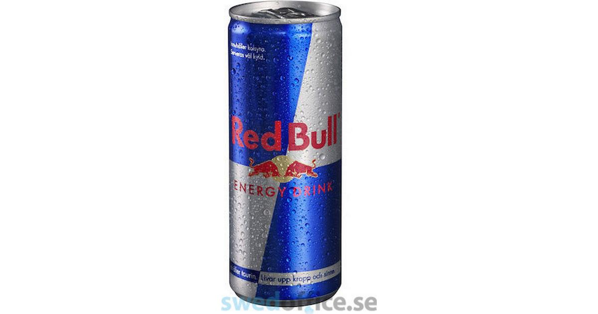 red bull energy drink burk 24x25cl24 pack hitta b sta. Black Bedroom Furniture Sets. Home Design Ideas
