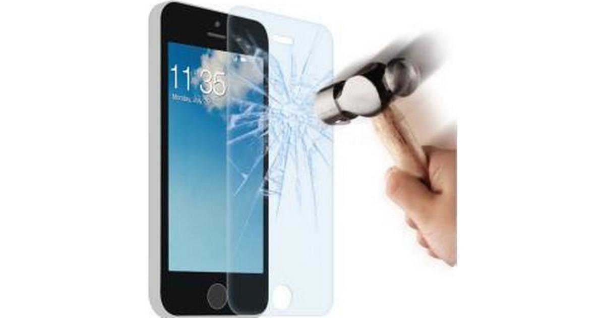 Muvit Tempered Glass Screen Protector (iPhone 6 Plus 6S Plus) - Hitta bästa  pris e79d3300f19f6