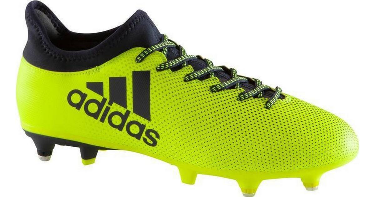 a9ad289c0 Adidas X 17.3 SG (S82386) - Sammenlign priser hos PriceRunner