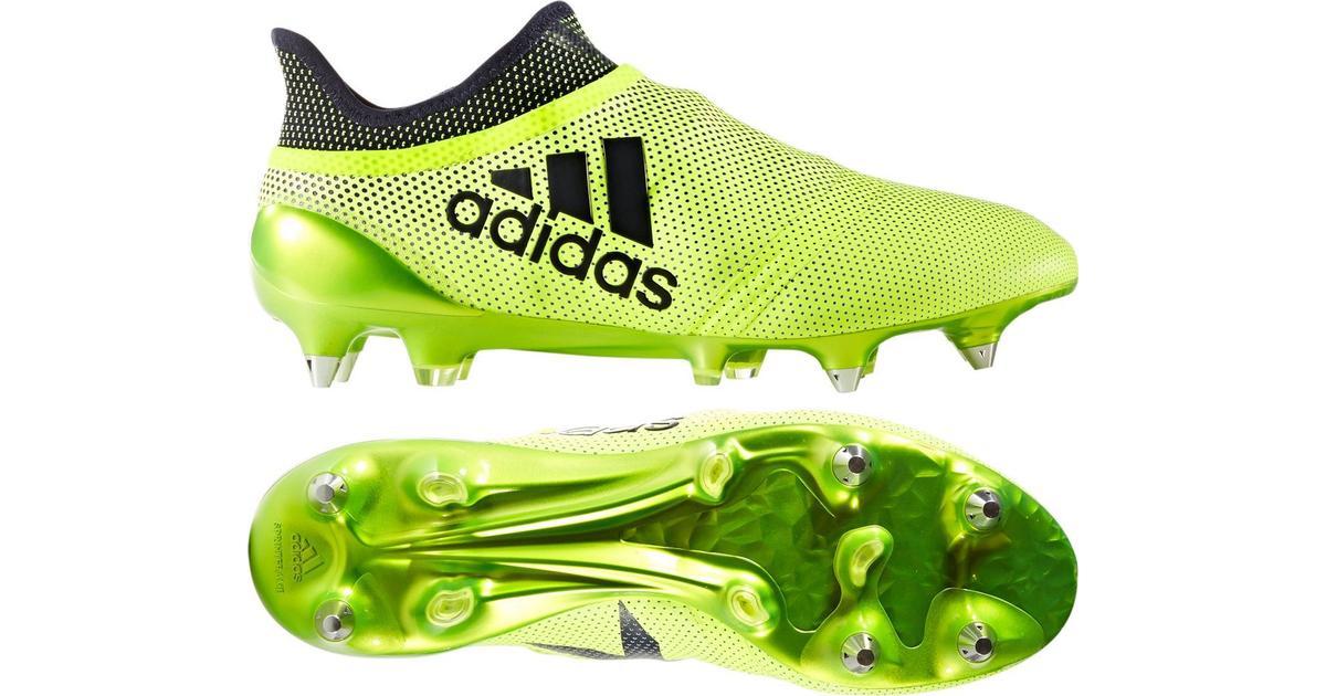 e26dbaadd Adidas X 17+ Purespeed SG (S82454) - Sammenlign priser hos PriceRunner