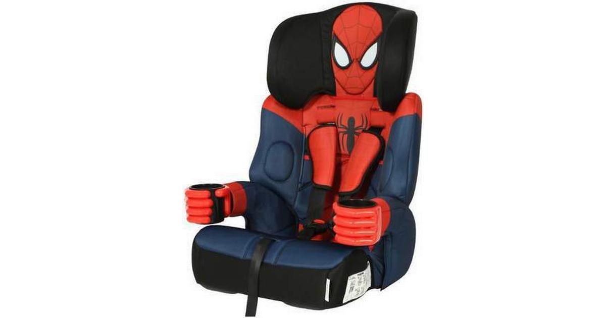 KidsEmbrace Spider Man Combination Booster Car Seat