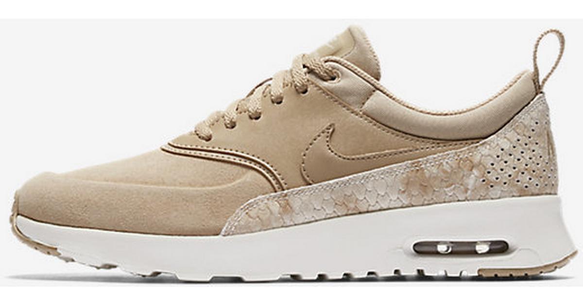 new styles 9990c cb6c5 Nike Air Max Thea Premium W (616723-203) - Hitta bästa pris, recensioner  och produktinfo - PriceRunner