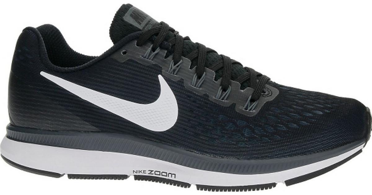 promo code 9f328 2d898 Nike Air Zoom Pegasus 34 W - Black Grey White - Hitta bästa pris,  recensioner och produktinfo - PriceRunner