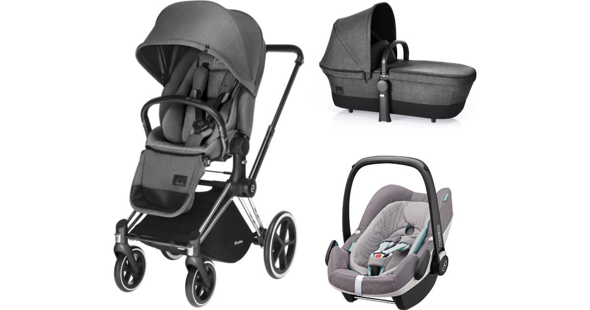 Cybex Priam Lux 3 I 1 Duo Travel System