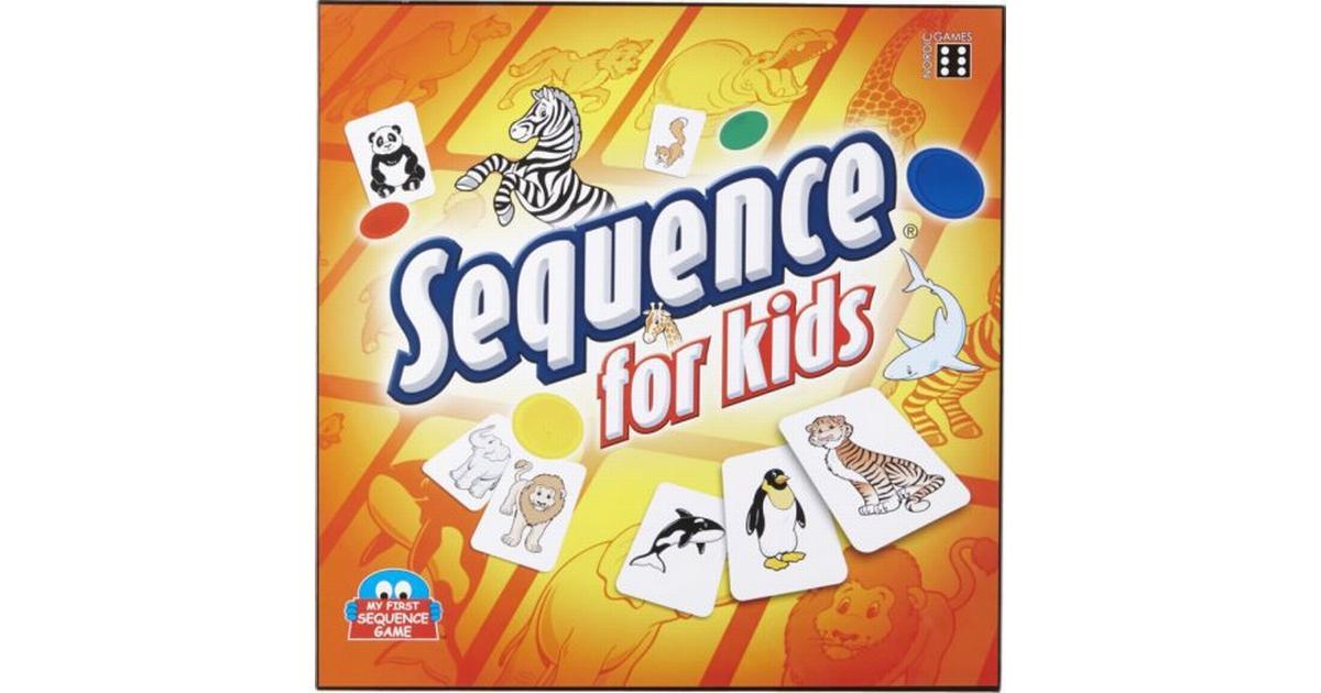 sequence spil tilbud