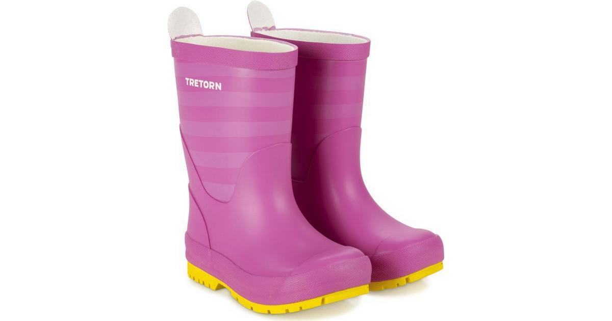 2a8914d50b4 Tretorn Rubber Boot Gränna Fuchsia/Pink - Hitta bästa pris, recensioner och  produktinfo - PriceRunner